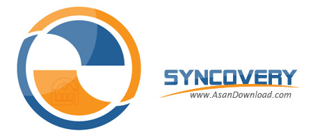 دانلود Syncovery Pro Enterprise v8.03 Build 64 - نرم افزار یکسان سازی و هماهنگی فایل