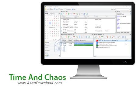 دانلود Time And Chaos v10.1.0.2 - مدیریت تماس ها و زمان