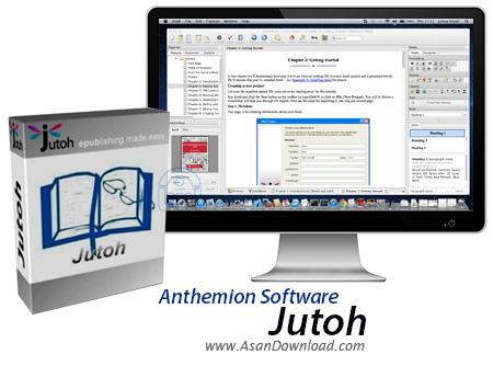 دانلود Anthemion Software Jutoh v2.26.4 - نرم افزار ساخت کتاب الکترونیکی