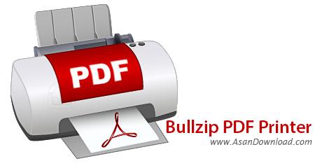 دانلود Bullzip PDF Printer v10.8.0.2282 - نرم افزار ساخت سند PDF