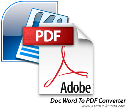 دانلود Doc Word To PDF Converter v3.50 - نرم افزار مبدل Word به PDF