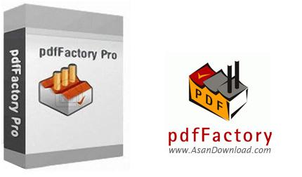 دانلود FinePrint PdfFactory Pro v5.28 + Workstation + Server Edition - نرم افزار پرینتر مجازی و تبدیل تمامی فرمت ها به پی دی اف