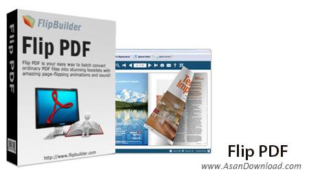 دانلود Flip PDF v4.3.23.1 - نرم افزار مدیریت اسناد PDF