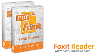 دانلود Foxit Reader v7.1.5 Build 0425 - نرم افزار مشاهده سریع اسناد پی دی اف