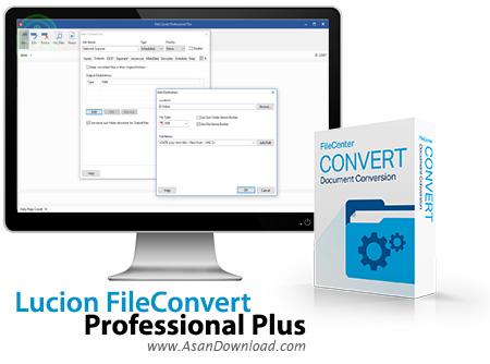 دانلود Lucion FileConvert v10.2.0.34 - نرم افزار ساخت اسناد PDF