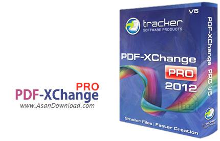 دانلود PDF-XChange Pro v6.0.320.0 - نرم افزار ساخت و ویرایش پی دی اف