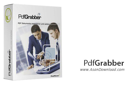 دانلود PdfGrabber Professional v8.0.0.48 - نرم افزار مبدل فرمت PDF