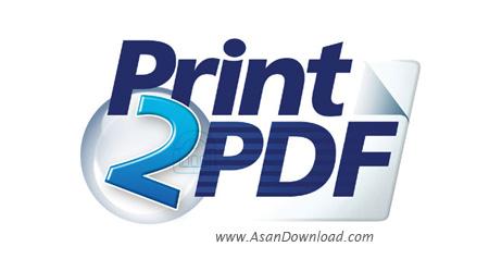 دانلود Print2PDF v9.5.12.0907 - نرم افزار تبدیل همه فرمت ها به PDF