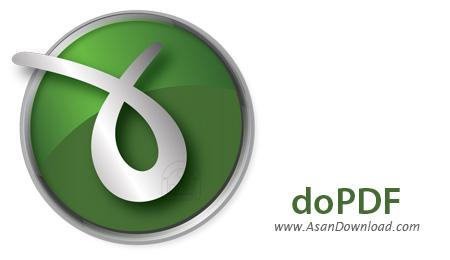 دانلود doPDF v8.3 Build 931 - نرم افزار تبدیل فرمت های مختلف به PDF