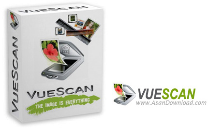 دانلود VueScan Pro v9.5.61 x86/x64 - نرم افزار اسکن حرفه ای تصاویر