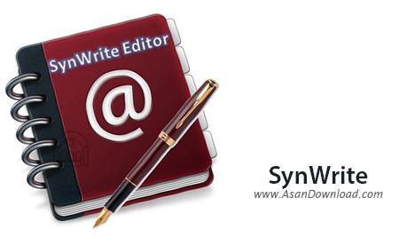 دانلود SynWrite v6.38.2740 - نرم افزار ویرایشگر متن رایگان