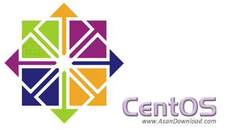 دانلود CentOS v8.1 Build 1911 / 7.7 / 7.5 / 6.10 - لینوکس سنت او اس