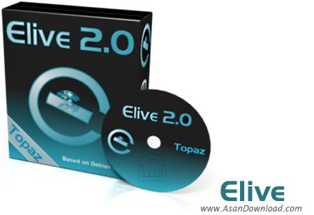 دانلود Elive v2.0 - سیستم عامل کامل همراه با هسته لینوکس