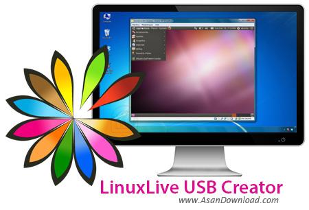 دانلود LinuxLive USB Creator v2.9.0 - نرم افزار اجرای لینوکس در ویندوز