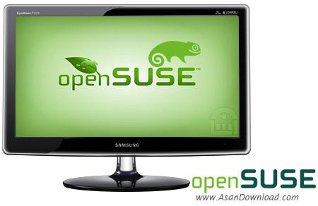 دانلود openSUSE Linux v13.2 x86/x64 - سیستم عامل لینوکس اوپن سوزه