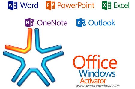 دانلود کرک آفیس 2013 , 2010 و ویندوز 8.1 و 10 - فعال سازی خودکار و رفع محدودیت زمانی آفیس و ویندوز
