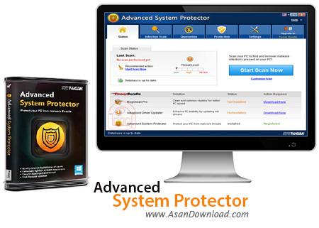 دانلود Advanced System Protector v2.1.1000.14996 - نرم افزار محافظ ویندوز