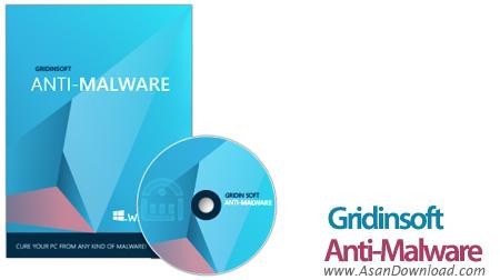 دانلود Gridinsoft Anti-Malware v4.1.25.4723 - نرم افزار قدرتمند حذف تروجان و ابزارهای جاسوسی