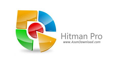 دانلود Hitman Pro v3.7.14 Build 263 x86/x64 - نرم افزار اسکن نرم افزار های مخرب