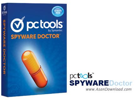 دانلود PC Tools Spyware Doctor v9.0.0 - مقابله با نرم افزارهای جاسوسی