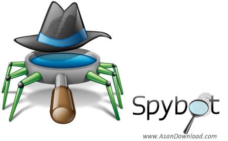 دانلود Spybot Search & Destroy v2.7.64 - نرم افزار جستجو و نابودسازی جاسوس افزارها