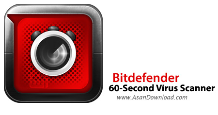 دانلود Bitdefender 60-Second Virus Scanner v1.0.11.16 - آنتی ویروس 60 ثانیه ای