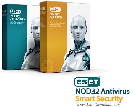 دانلود ESET NOD32 Antivirus + Smart Security v10.0.386.0 x86/x64 Trial Version - نرم افزار آنتی ویروس و اسمارت سکیوریتی نود 32