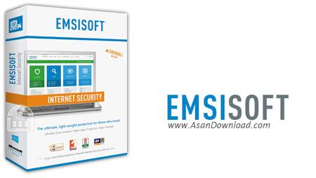 دانلود Emsisoft Anti-Malware + Internet Security v12.2.0.7060 - نرم افزار آنتی ویروس و ضد جاسوسی امسی سافت
