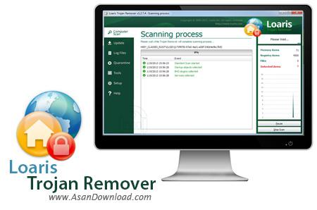 دانلود Loaris Trojan Remover v1.3.8.0 - نرم افزار پاکسازی تروجان ها