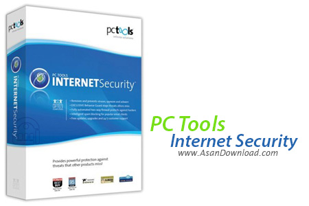 دانلود PC Tools Internet Security 2012 v9.1.0.2898 - نرم افزار آنتی ویروس پیسی تولز
