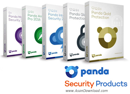 دانلود Panda Free Antivirus + Antivirus Pro + Internet Security + Global Protection v19.00.02 - محصولات جامع امنیتی شرکت پاندا