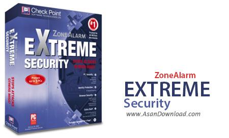 دانلود ZoneAlarm Extreme Security v10.240.00 - نرم افزار تامین امنیتی مثال زدنی