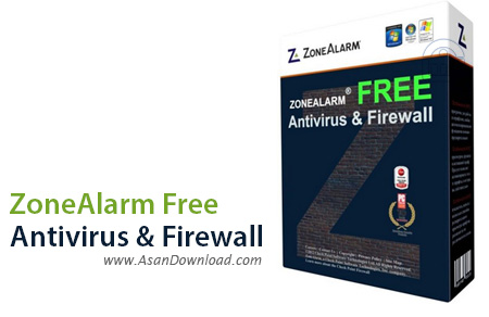 دانلود ZoneAlarm Free Antivirus + Firewall - آنتی ویروس رایگان