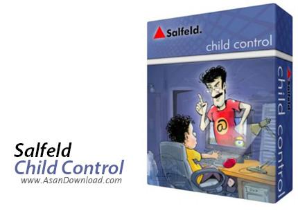 دانلود Salfeld Child Control 2014 v14.622 - کنترل فرزندان در فضای مجازی