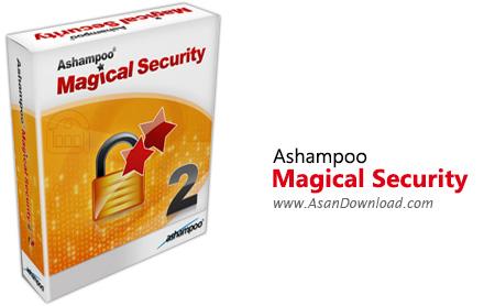 دانلود Ashampoo Magical Security v2.02 - نرم افزار حفاظت از فایل های محرمانه