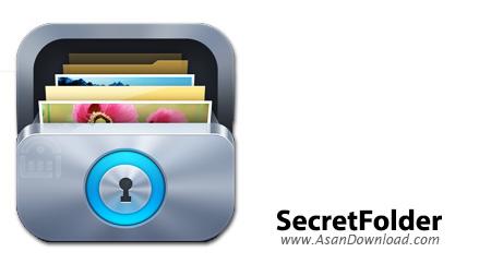 دانلود SecretFolder v5.8.0 - نرم افزار محافظت از فايل و پوشه ها