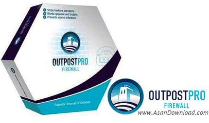دانلود Agnitum Outpost Firewall Pro v7.6 - دیوارآتشی قدرتمند و حرفه ای