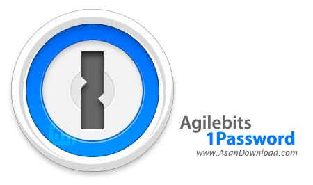دانلود Agilebits 1Password v4.6.1.619 - نرم افزار مدیریت پسوردها