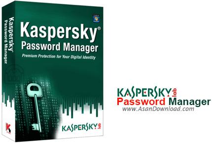 دانلود Kaspersky Password Manager v5.0.0.176 - نرم افزار مدیریت پسورد