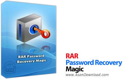 دانلود RAR Password Recovery Magic v6.1.1.393 - بازیابی پسورد RAR