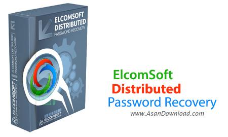 دانلود ElcomSoft Distributed Password Recovery v4.10.1236 - نرم افزار بازیابی رمز عبور