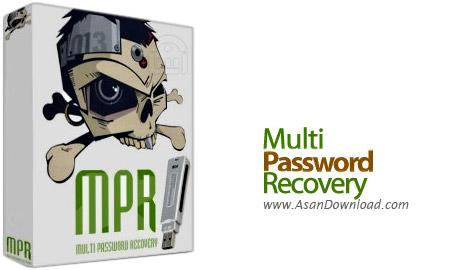 دانلود Multi Password Recovery v1.2.9 - نرم افزار بازیابی کلمه عبور نرم افزارهای مختلف