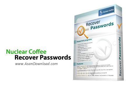 دانلود Nuclear Coffee Recover Passwords v1.0.0.33 - نرم افزار مدیریت پسوردها
