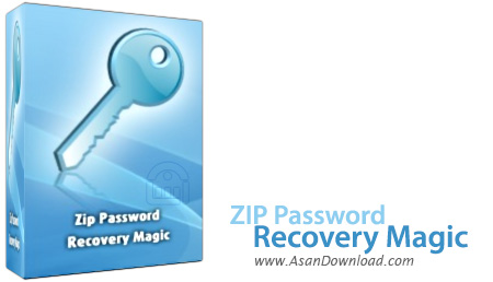دانلود ZIP Password Recovery Magic v6.1.1.275 - نرم افزار بازیابی پسورد فایل های زیپ