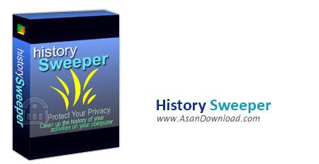 دانلود History Sweeper v3.35 - نرم افزار پاک سازی فعالیت انجام شده در ویندوز