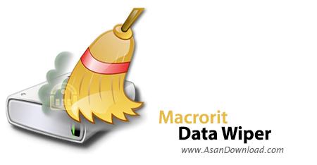 دانلود Macrorit Data Wiper v4.6.0 - نرم افزار حذف کامل اطلاعات
