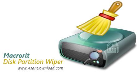 دانلود Macrorit Disk Partition Wiper v1.9.0 - نرم افزار پاکسازی کامل هارددیسک
