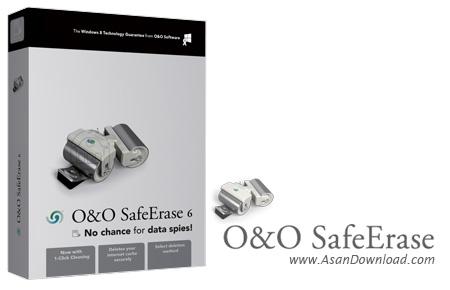 دانلود O&O SafeErase Pro v12.1 Build 64 - نرم افزار حذف ایمن اطلاعات