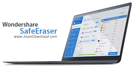 دانلود Wondershare SafeEraser v4.9.1.0 - نرم افزار پاک کردن اطلاعات دستگاه های iOS