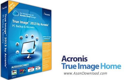 دانلود Acronis True Image v2018 Build 10640 + BootCD - نرم افزار پشتیبان گیری و بازیابی اطلاعات